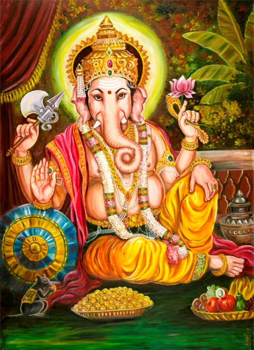 Ganapathi Net Worth